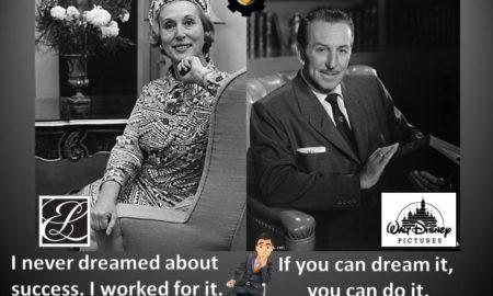 Estée LauderVs.Walt Disney