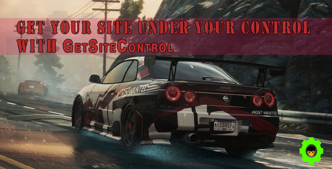 Get your site under your control with GetSiteControl