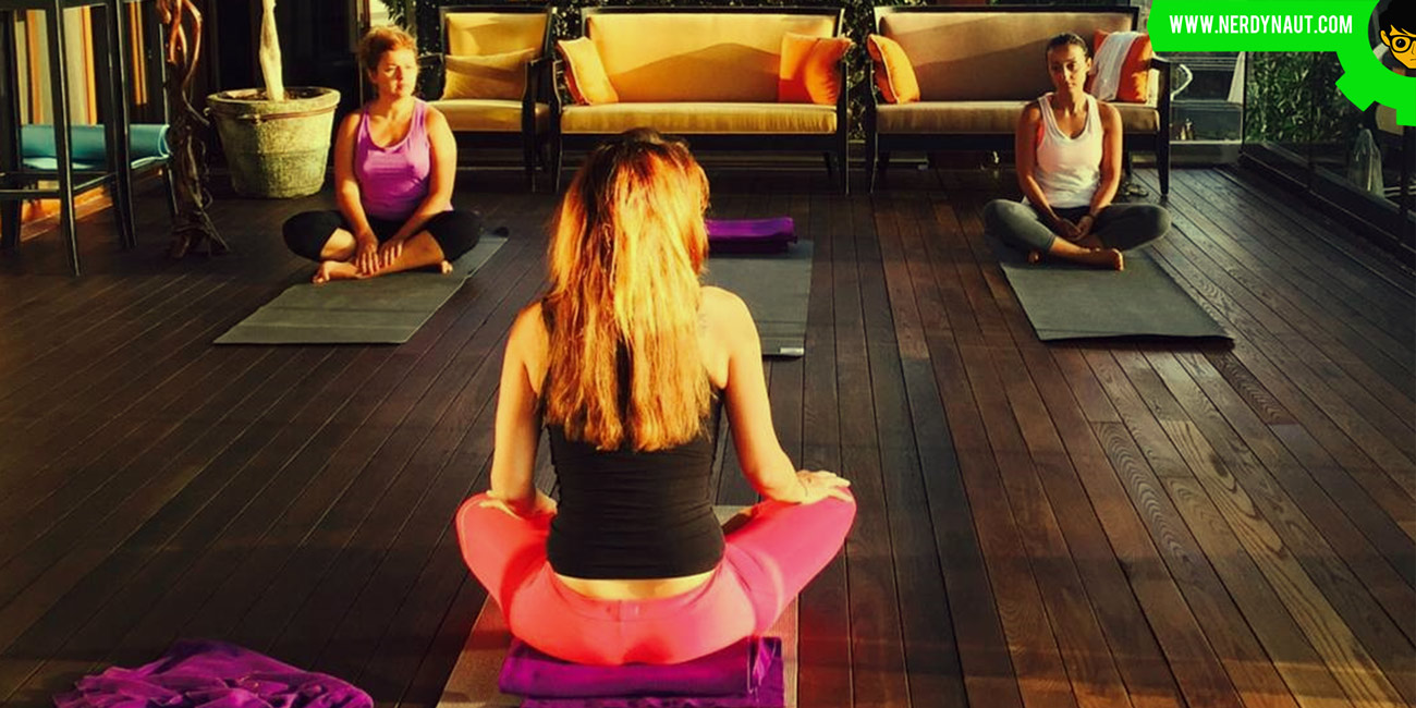 Yoga teacher training by Kaya peters