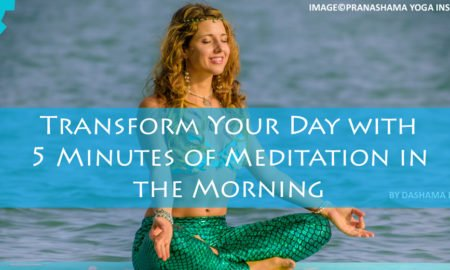 Transform Your Day with 5 Minutes of Meditation in the Morning