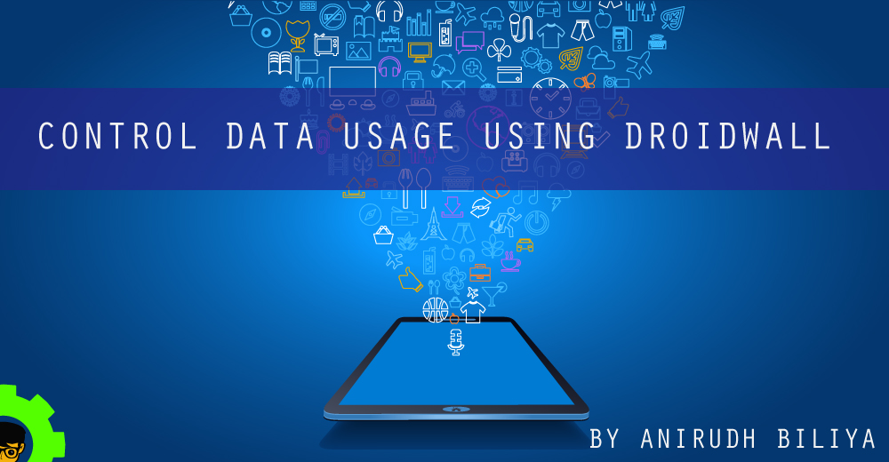 Control Data Usage using DroidWall