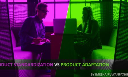 Product Standardization vs. Product Adaptation
