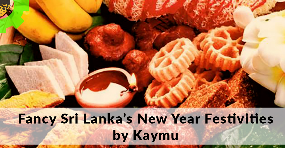 Fancy Sri Lanka's New Year Festivities by Kaymu