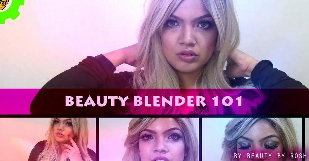 Beauty blender 101