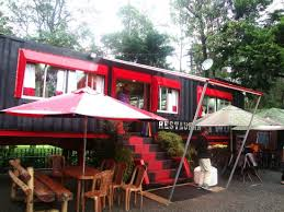 (A Mobile Restaurant at Nuwara Eliya)