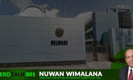 Nerd Talk 001- Nuwan Wimalana - Director /Group CEO of Delmege Forsyth Co. Ltd