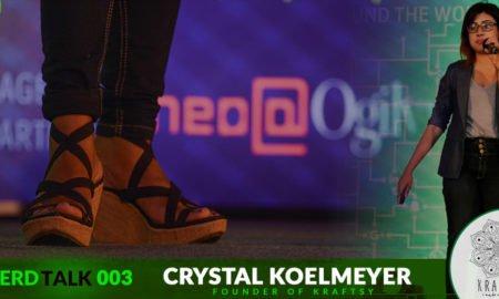 NerdTalk 003 -Crystal Koelmeyer - Founder ofKraftsy