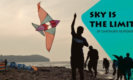 Sky Is The Limit…