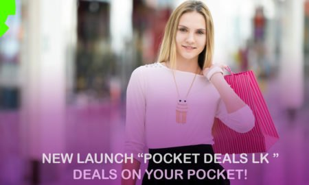 "New Launch ""Pocket Deals lk "" - Deals on your pocket"
