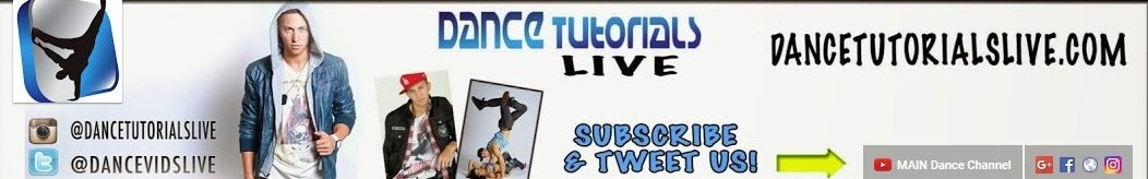 Dance Tutorials LIVE Youtube