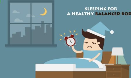 Sleeping for a Healthy Balanced Body