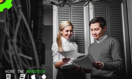 Nerdynaut Tech team - Nerdtech