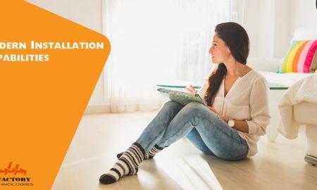 Modern Installation Capabilities - Nerdynaut