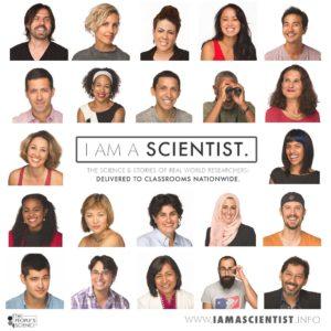 I AM A SCIENTIST