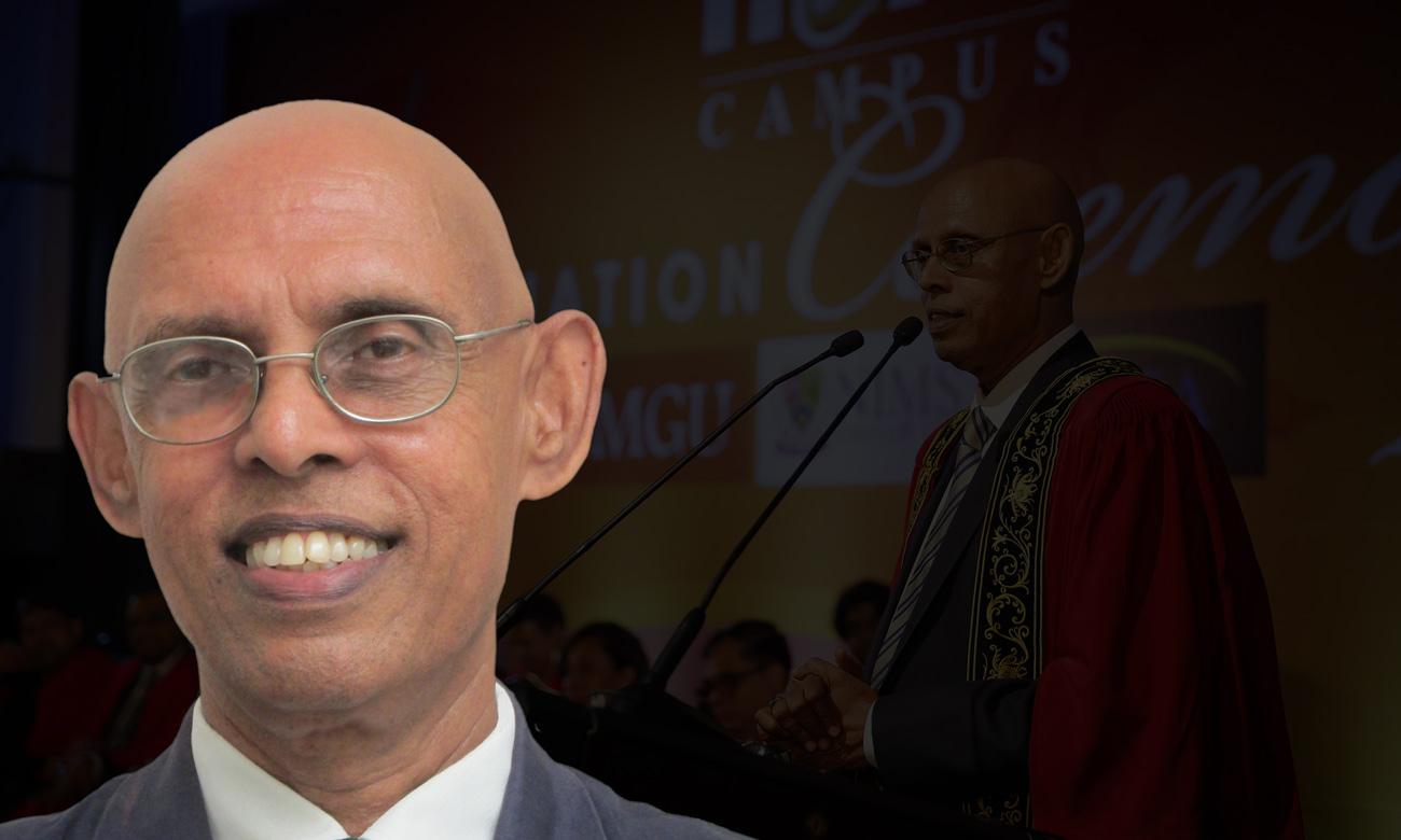 Dr. Asoka Jinadasa