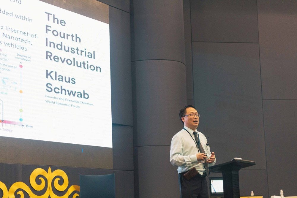 James Lai, President of MyIoTA, addressed the event as a move that is vital to nurture future talents in IoT and Industry Revolution 4.0.