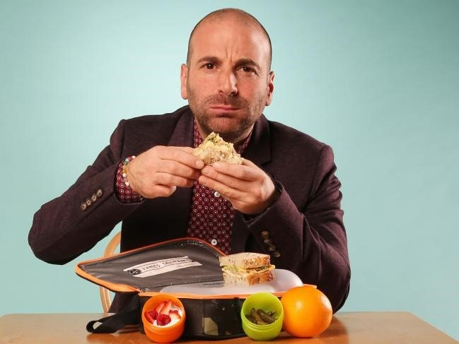 Figure 5- Master Chef Judge George promoting McDonald