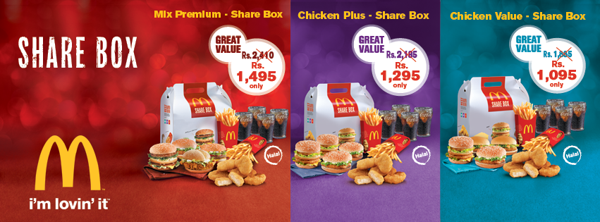 The McBoxes for Family Meals