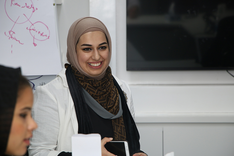 Wajeeha Hussain is one of the pioneers in engaging FinTech with Shariah-compliant P2B platforms
