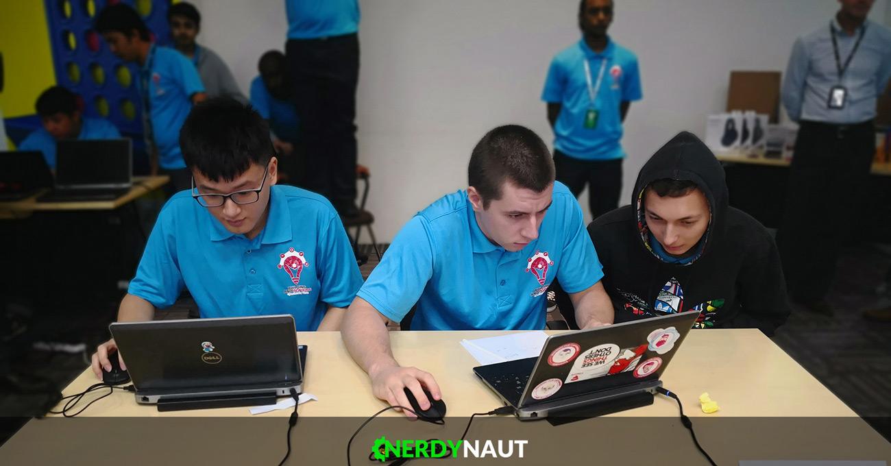F-Secure Intervarsity Cyber Security Hackathon
