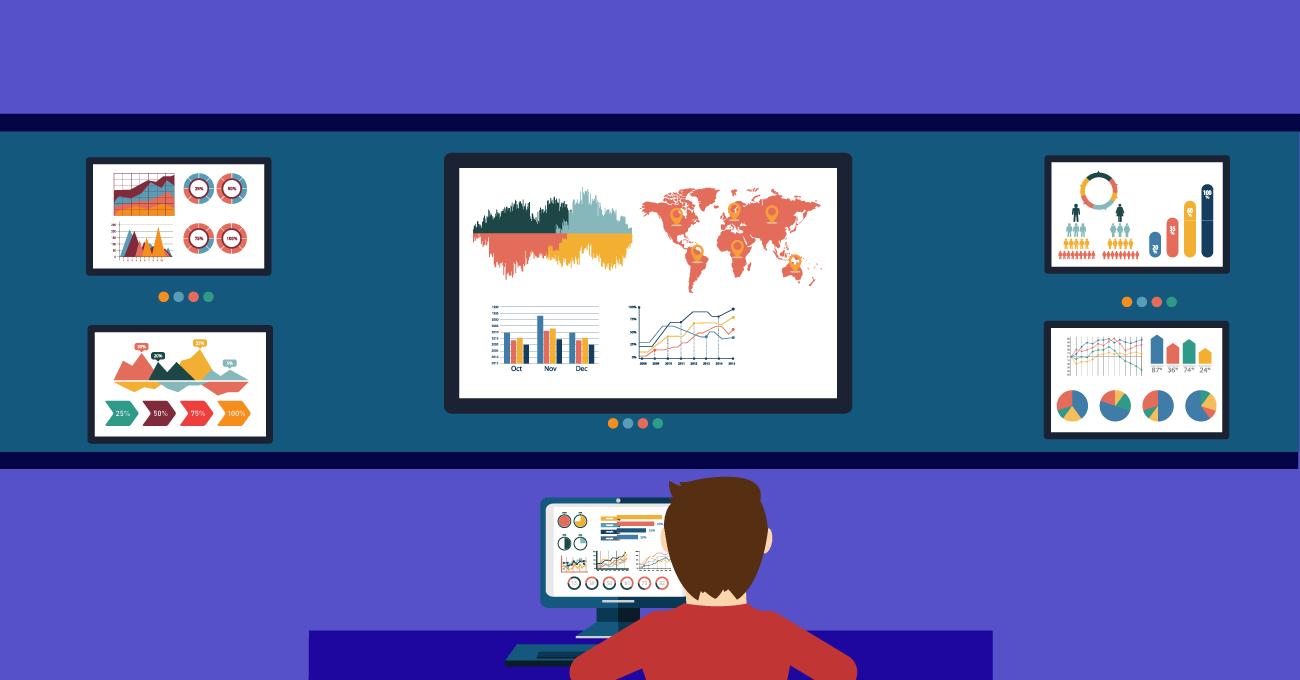 Real-time data monitoring