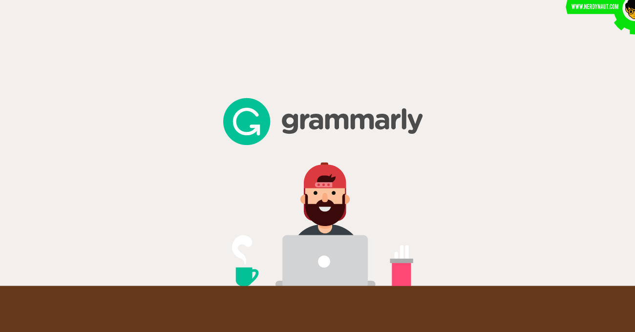 Grammarly for Grammar correction