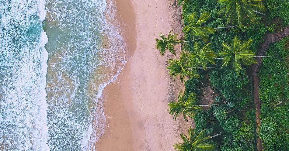 Coasts of Sri Lanka