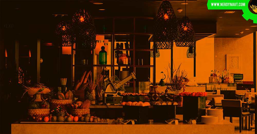 Sri Lankan Restaurant and cafe