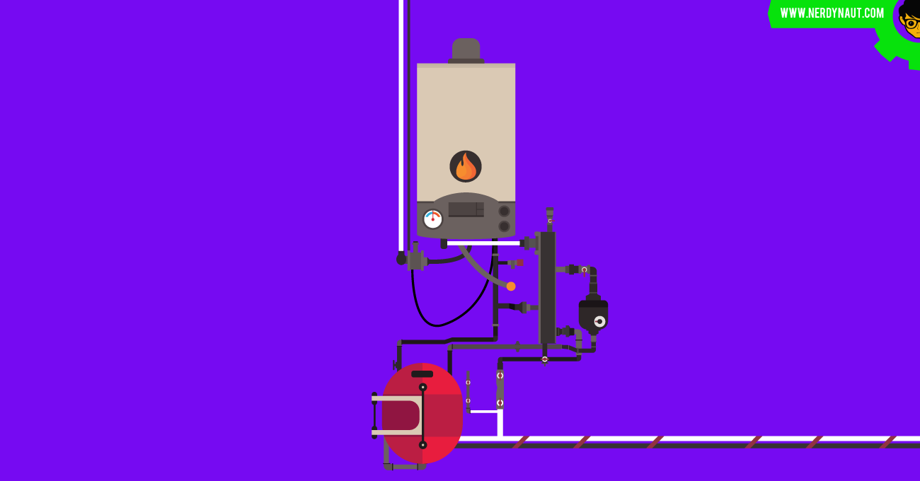 Tankless Water Heaters Available for Instant Hot Water