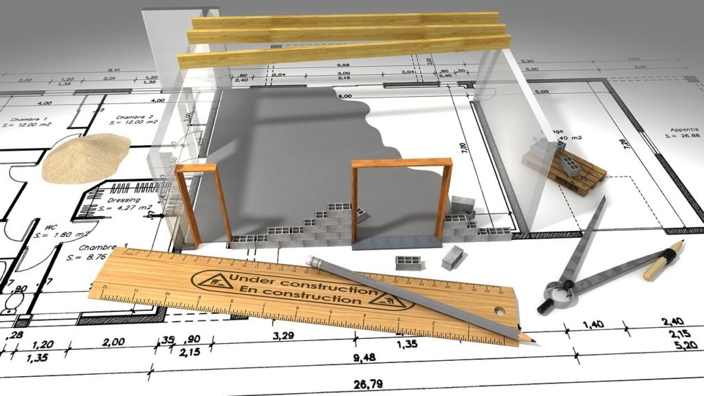 3d building planning