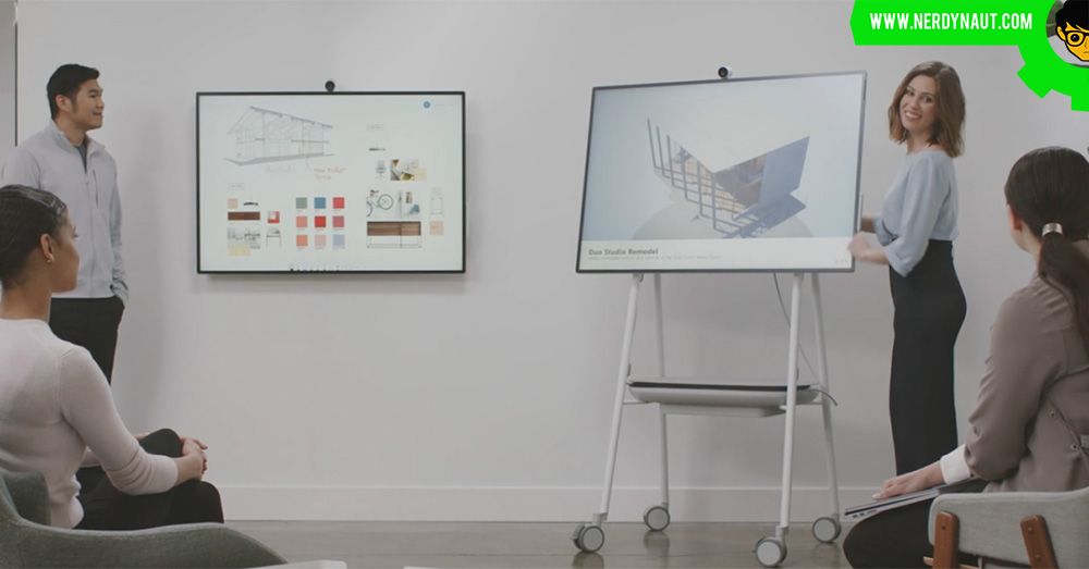 The Main Differences Between Surface Hub 2S and 2X