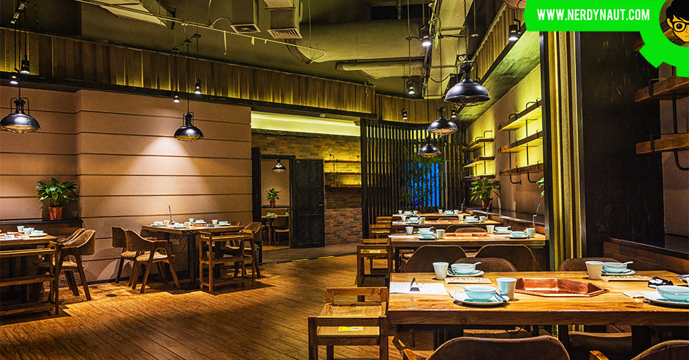 Dining Experience in Restaurants