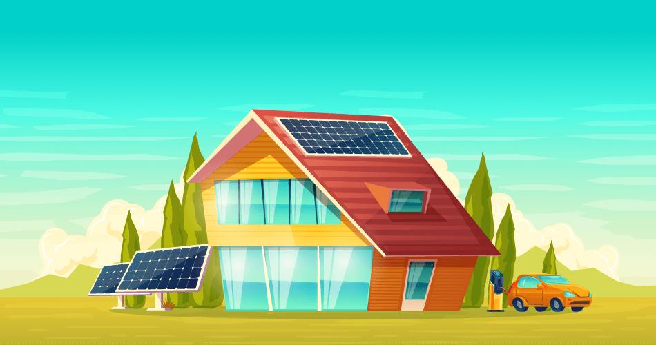 Solar Energy to Power home