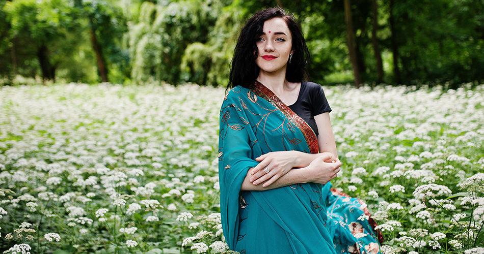 saree self-esteem