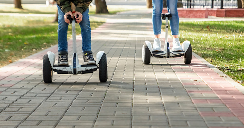 Hoverboards For Safe Riding