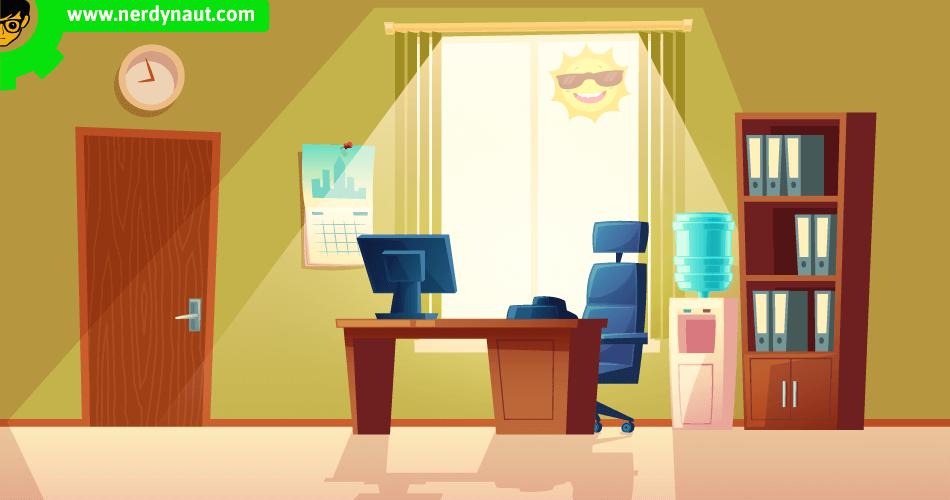 Summer ready office