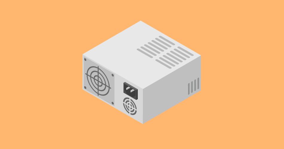 Desktop Power Supply Unit