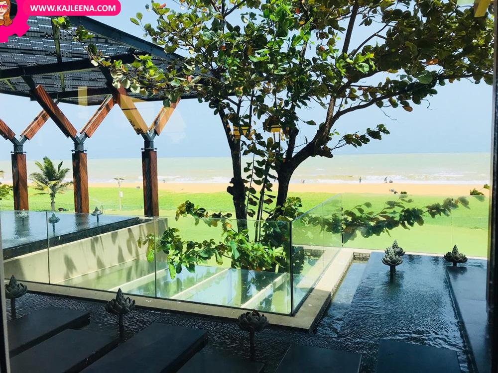 Negombo beach hotel