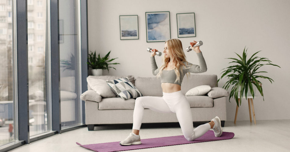 Awesome Workout Equipment You Can Easily Use in Your Home