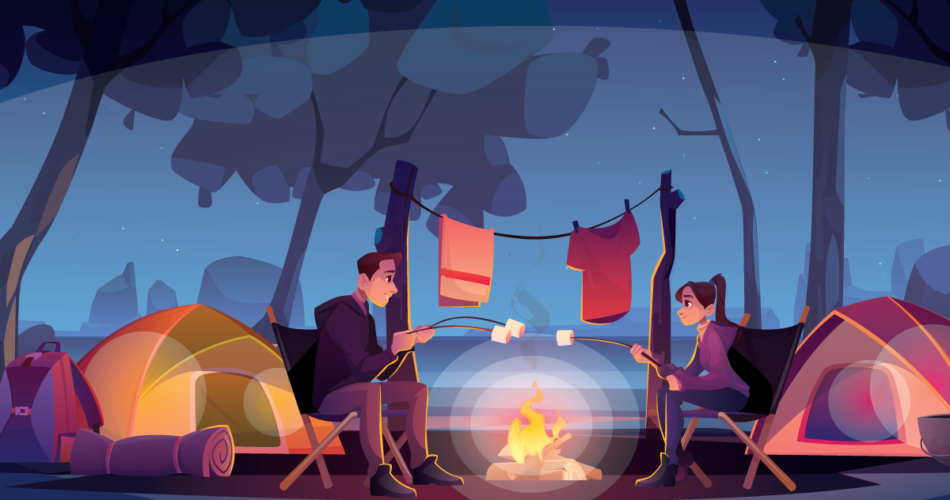 A List of Easy Solutions for Deciding What to Eat While Camping