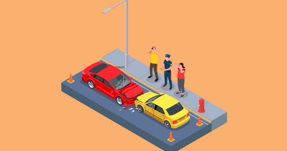 Different Types of Car Accidents and What You Should Do When Involved in One
