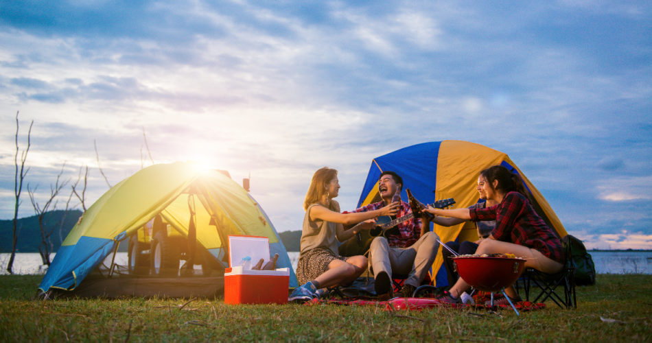 Love the Outdoors? Here's How to Make Your Camping Trip Better