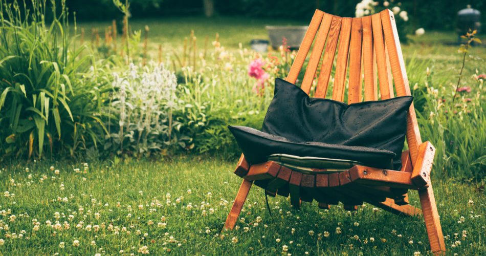 3 Best Ways to Keep Your Outdoor Chairs Protected When Unused for Months