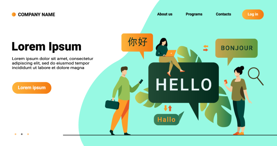 8 Steps to Create a Modern Multilingual Website