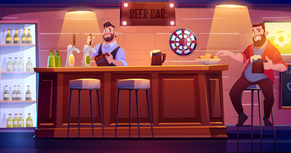 Do You Own a Bar? Here's How to Improve the Mood and Make it More Comfortable