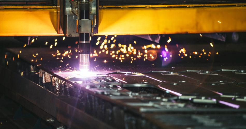 Industrial cutting system