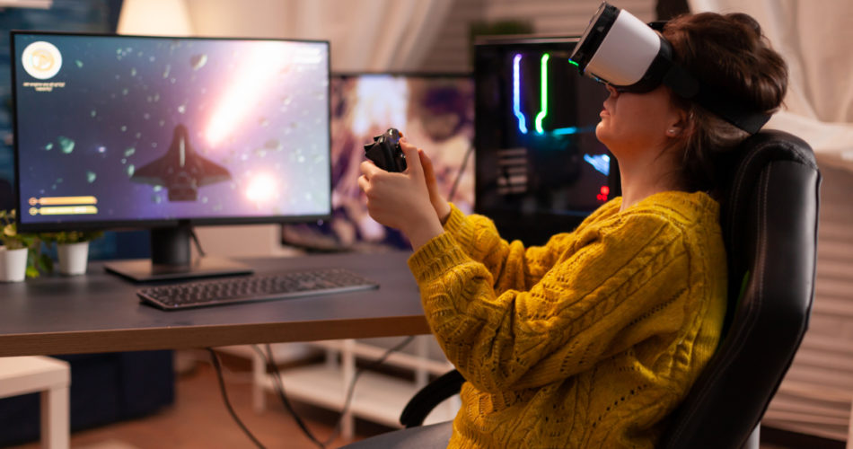 Want to Get Into VR Gaming? Here's Where to Start