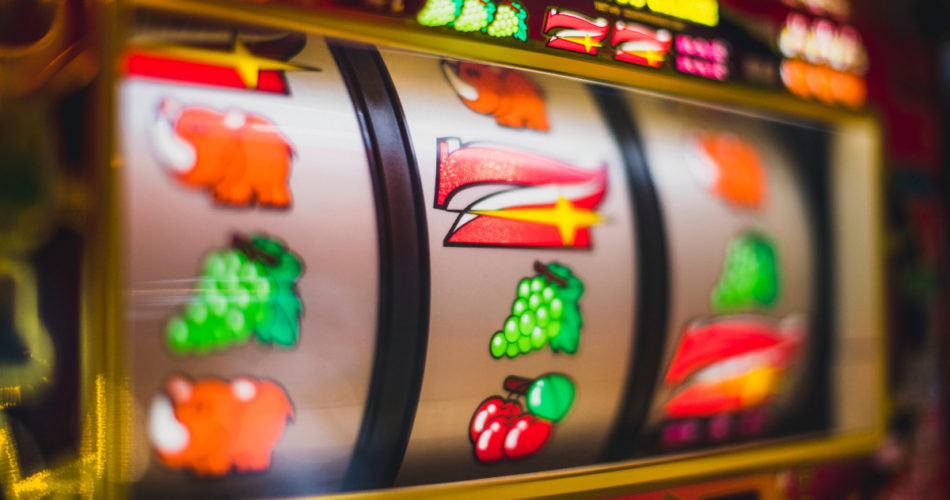 Find the Golden Key to Win at a Slot Machine