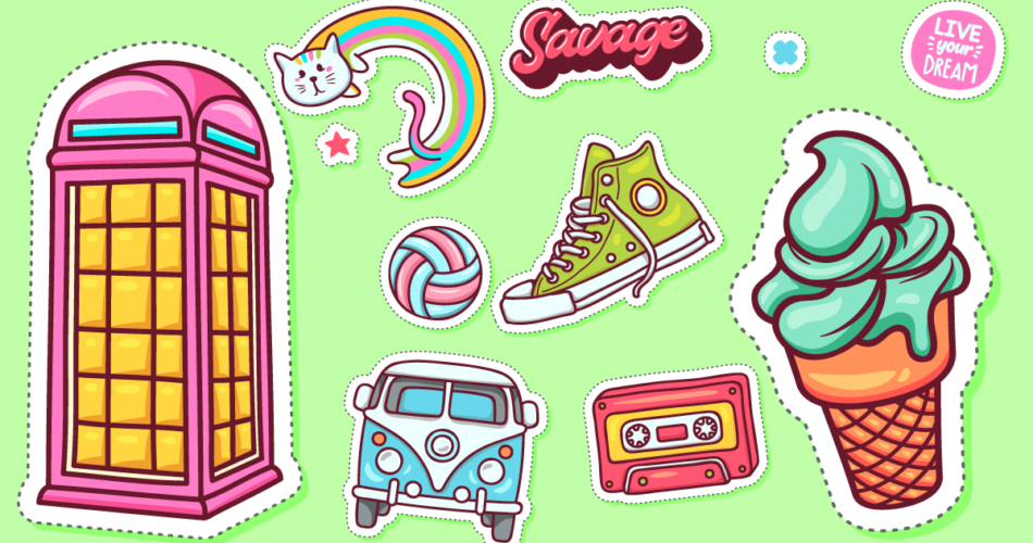 Our Guide to Printing Custom Stickers from Home