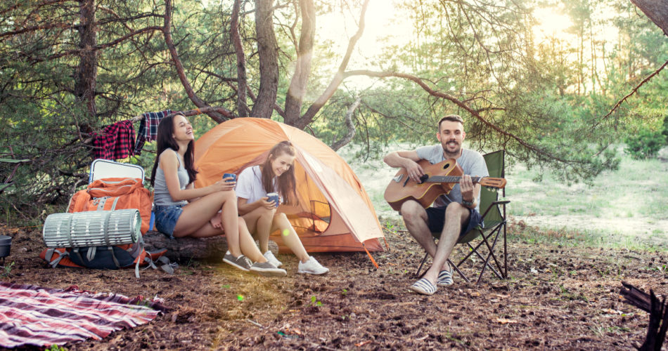 Top Tips for a Stress-Free Camping Trip